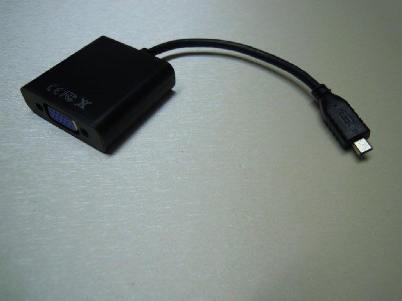 396# 可用於 Lenovo ThinkPad 10  的 Mini HDMI to VGA 轉接線