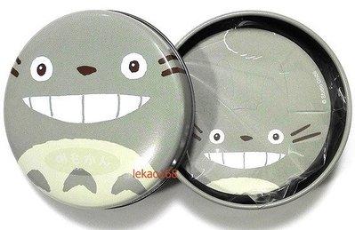 宮崎駿龍貓Totoro鐵罐立體便條紙組...