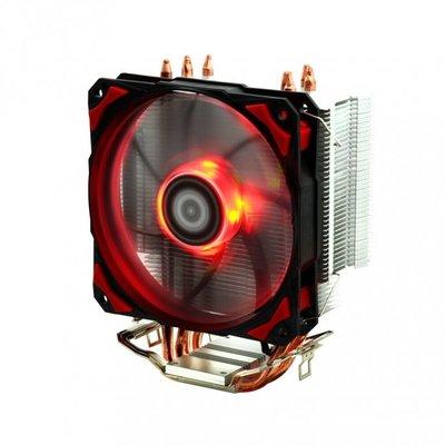 [米特3C數位 岡山實體店面] ID-COOLING SE-214紅黑版 散熱器