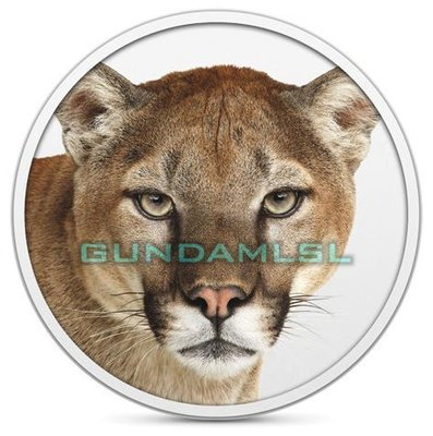Mac OS X 10.8.3 Mountain Lion - Full Install DVD (完全版)