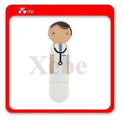 醫生造型隨身碟 客製化禮品 - 造型隨身碟 創意禮物 創意商品 客製化商品