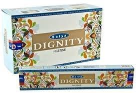 [綺異館] 印度線香 SATYA DIGNITY 尊貴 清爽花香 新品上市 另售喜馬拉雅