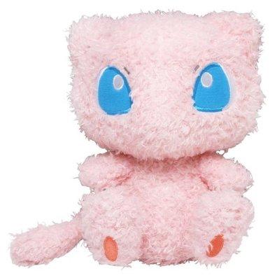 尼德斯Nydus  日本正版 精靈寶可夢 神奇寶貝 Pokemon 絨毛玩偶 娃娃 夢幻 ミュウ Mew