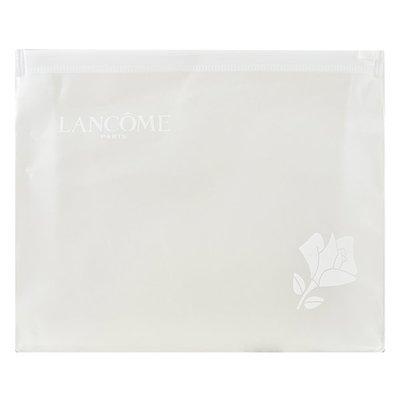 【橘子水】LANCOME 蘭蔻 霧面果凍夾鏈袋/收納袋 (小)