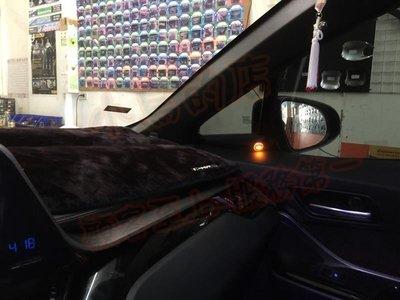 (小鳥的店)豐田 2017-19 C-HR 通用 盲點 門版款 盲點偵測 台灣製造 各車系 免鑽孔 BSM