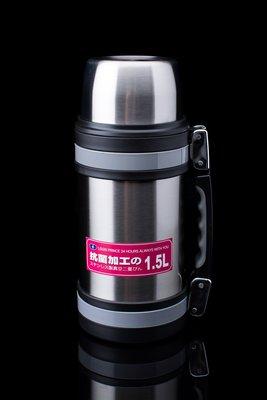 DOUBLE WALLED VACUUM POT 高級不銹鋼真空保溫瓶 1.5 L ST-9906T