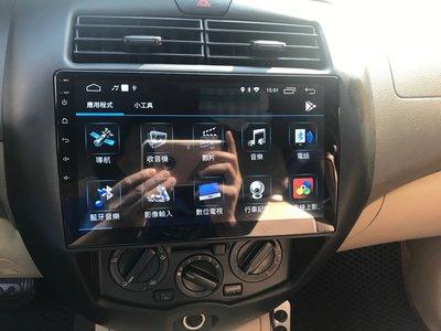 【嘉義.新動力汽車音響】NISSAN LIVINA專用安卓機