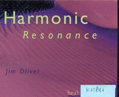 *真音樂* HARMONIC RESONANCE / JIM OILVER 二手 K21840
