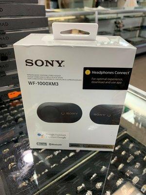 【SE美國代購】Sony原廠貨 全新未拆封 Sony WF-1000Xm3 耳機 索尼 Sony wf1000xm3
