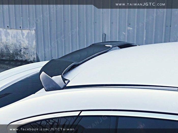 《台灣JGTC》BENZ W253 GLC COUPE 上尾翼 大尾翼 小尾翼 上遮 上遮陽 碳纖維 中空型 原廠型