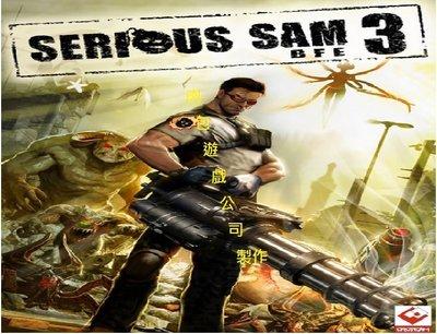 PC版 官方正版 PC 肉包遊戲 STEAM 重裝武力 3 Serious Sam 3: BFE
