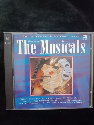 HITS FROM THE MUSICALS - 1997年英國盤 雙CD版 - 保存佳 - 201元起標