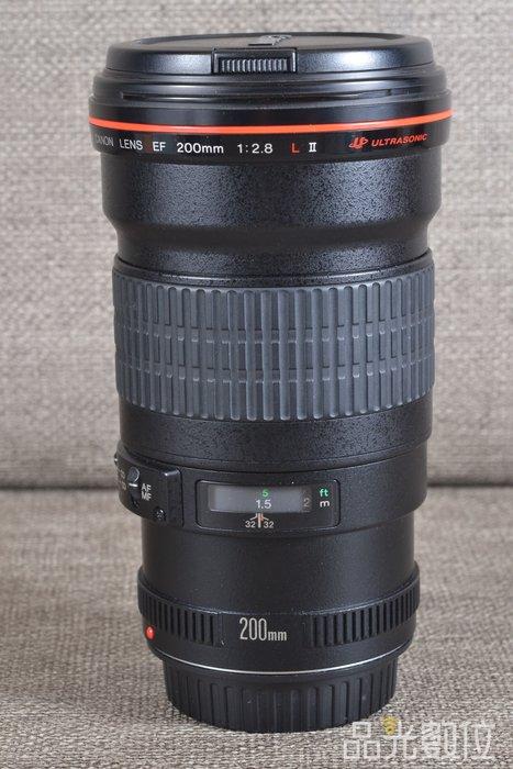 【品光數位】Canon EF 200mm F2.8 II L USM UK鏡 #72035