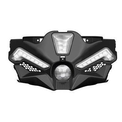 【可開發票】升仕 ZT300-X ZT310-X1 X2摩托車 前大燈 位置燈日行燈轉向燈頭燈[機車燈]