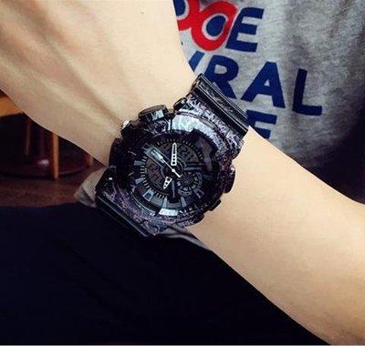 【蘑菇小隊】手錶手錶男非機械潮流ulzzang數字式運動防水男女學生韓版簡約電子錶 DF-MG72275