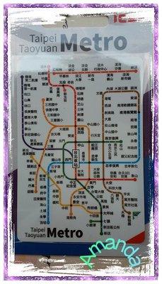 7-11 2020 全新 捷運路線圖_完整版icash2.0 ~ 賣場另有 小熊維尼 一卡通 / icash