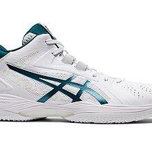 憲憲之家 ASICS亞瑟士 GELHOOP V13  籃球鞋 白綠 男生 1063A035-101