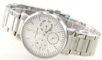 (六四三精品)范倫鐵諾大錶徑3.9公分...