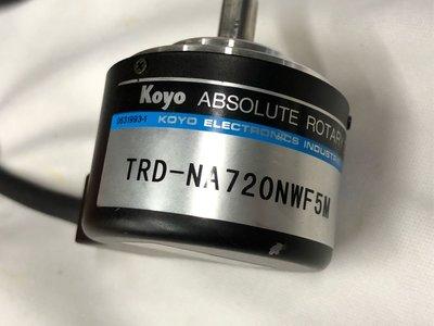 KOYO TRD-NA720NWF5M 旋轉編碼器 Rotary Encoder