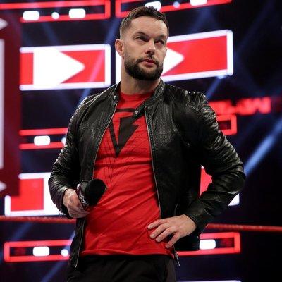 [美國瘋潮]正版WWE Finn Balor BC4E Authentic T-Shirt 俱樂部精神長存最新紅色款衣服