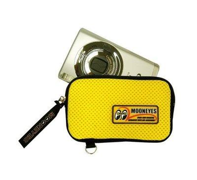 (I LOVE)MOONEYES MULTI-CAS 手機袋&相機袋&MP3 保護袋 收納袋 小物包