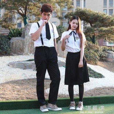哆啦本鋪 學生制服套裝學院風日系校服小時代女裙水手服韓國班服套裝JK制服 D655
