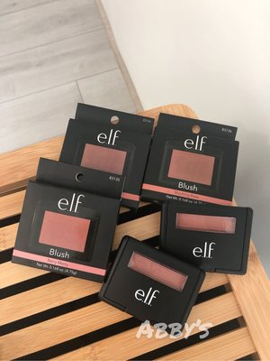 現貨?e.l.f. elf blush 單色腮紅 Tickled Pink/Candid Coral / Mellow