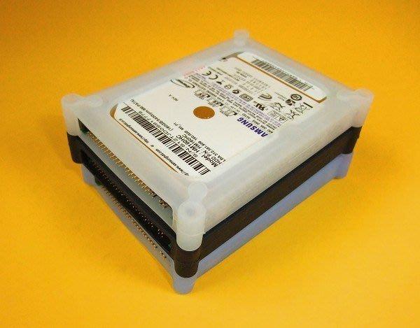 【樺仔3C】新品 透明 軟矽膠 2.5吋 IDE / SATA 硬碟專用 防震 防塵 果凍套