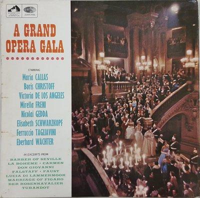 {夏荷美學生活小舖}A GRAND OPERA GALA-Callas/Christoff /Freni /Gedda