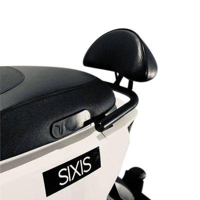 【魔速安全帽】SIXIS Ai1 後靠背 後靠墊 後扶手 靠背 增高 扶手 宏佳騰 Ai-1