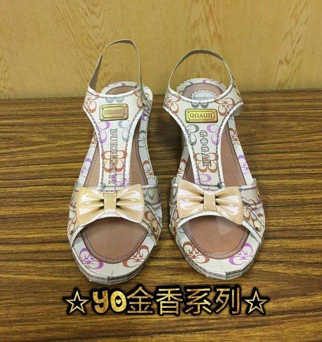 ☆YO金香系列☆往生紙紮-時尚女款涼鞋~新上市!#不挑款隨機出#  每雙88元