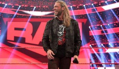 [美國瘋潮]正版WWE Edge You Know Me Authentic T-Shirt 限制級巨星回歸款衣服熱賣中