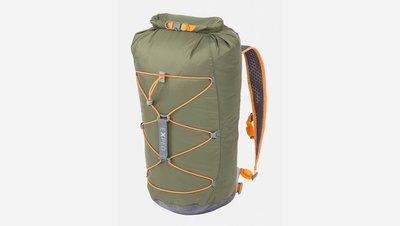 【Exped】76855 橄欖綠 Cloudburst 25L 超輕防水背包 攻頂包 打包袋 溯溪登山浮潛