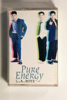 錄音帶 /卡帶/ 5F / LABOYZ / PURE ENERGY / SOLAR / I LIKE IT / 非CD非黑膠