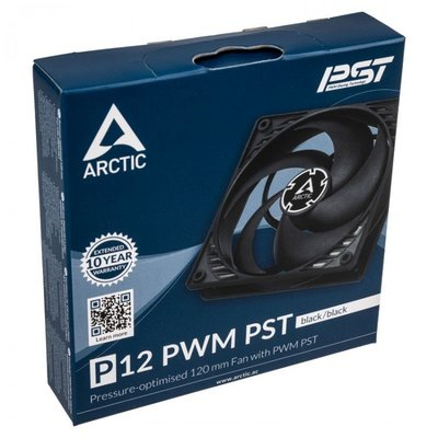 小白的生活工場*Arctic Cooling P12 PWM PST 12公分PWM風扇/靜壓優化設計