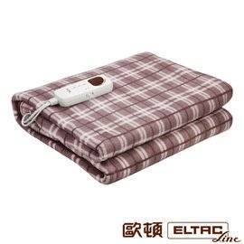 【Max魔力生活家】ELTAC歐頓 微電腦溫控單人電熱毯( EEH-B05S)特價中~免運費~可刷卡