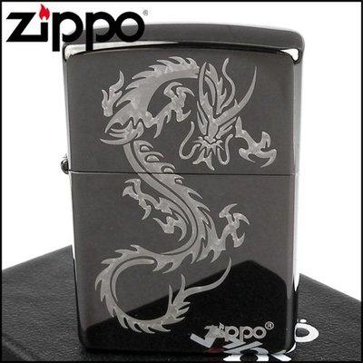 ☆哈洛德小舖☆全新【ZIPPO】美系~Chinese Dragon-中國龍圖案設計打火機NO.49030