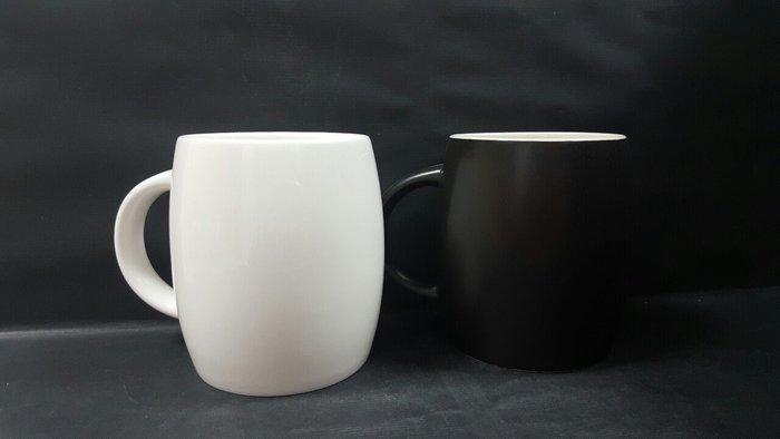 【無敵餐具】陶瓷啤酒馬克杯(450cc) 馬克杯/啤酒杯/量多歡迎來電詢價【A0227】