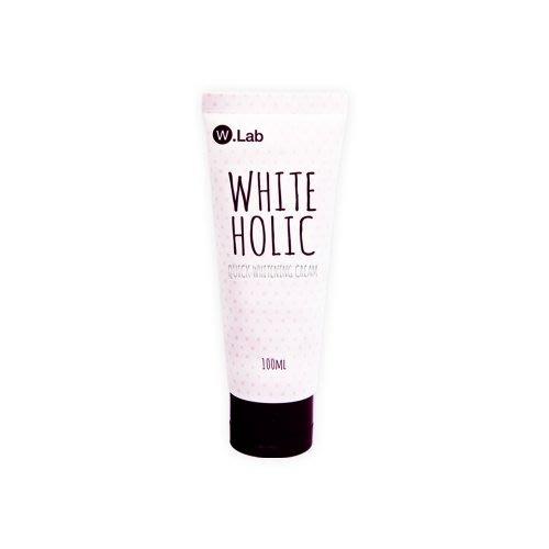 100ml 【韓Lin連線代購】韓國 W.Lab - 明星商品 白雪公主素顏亮白霜-WHITE HOLIC