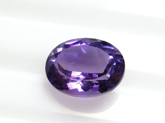 【Texture & Nobleness 低調與奢華】天然無處理  巴西紫水晶 2.6克拉