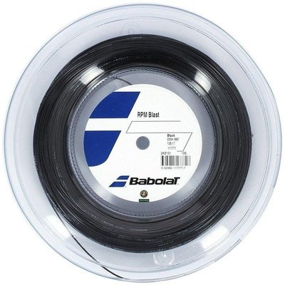 【空姐寶貝】Babolat RPM Blast 網球線 200m 八角硬線 納達爾專用款 用過都說讚