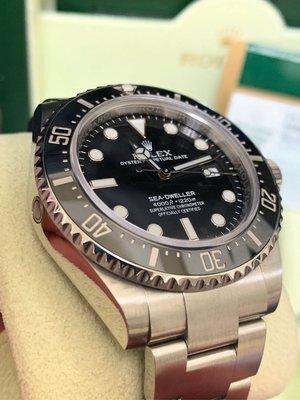 Rolex 116600 sea-dweller