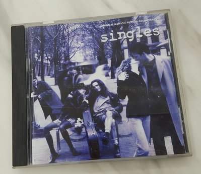 {夏荷美學生活小舖}二手CD Singles - Original Motion Picture Soundtrack