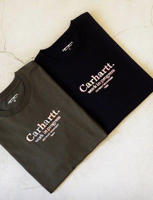 現貨XS-XL carhartt wip commission t-shirt