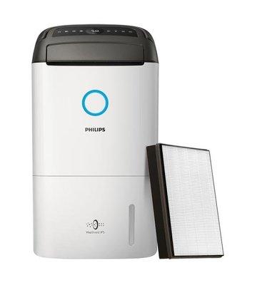 全新Philips DE5205 二合一抗敏空氣淨化抽濕機
