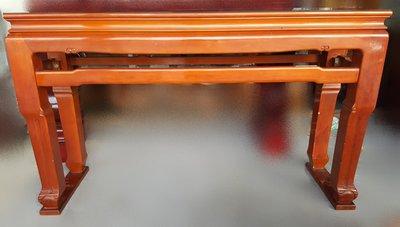 宏品二手家具 中古 E3260實木拜拜神明桌 戶外休閒桌*全新中古傢俱買賣電器 泡茶桌 會議桌 辦公桌 書桌 電腦桌椅