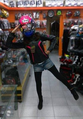 ※[元素重車裝備]※義大利 DAINESE 女用防摔皮衣G.RACING/ PELLE /LADY 出清優惠中
