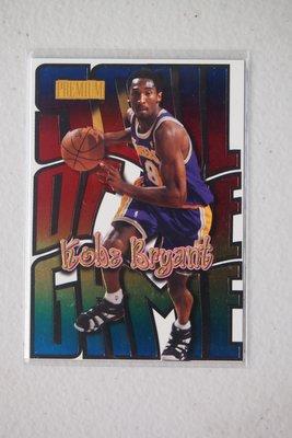 1998-99 SkyBox Premium Soul of the Game #6 Kobe Bryant