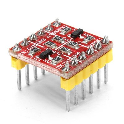 (A103)Logic Level Converter 邏輯電平轉換3.3V 5V TTL轉換雙向互轉 D9