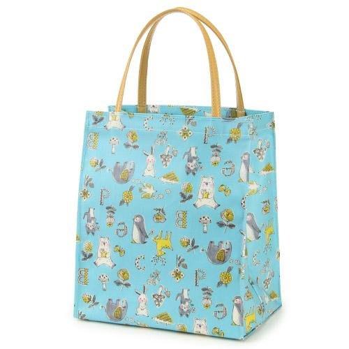 ◎Life Sense◎【日本製】皮革提把防潑水手提袋 萬用袋 便當袋 外出袋 雙杯袋 水壺袋